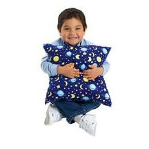 Soothing Stars Vibrating Pillow