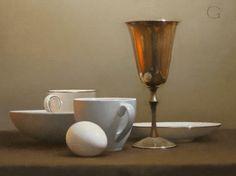 David Gray - Still life: Silver Cup