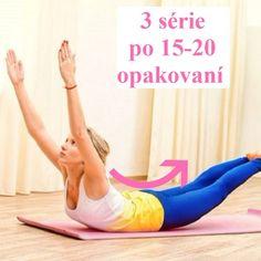 Chcete sa rýchlo zbaviť záhybov na bokoch a chrbte? Vyskúšajte toto! Mne to pomohlo za krátky čas! - Báječné zdravie Organic Beauty, Pilates, Healthy Life, Health Fitness, Workout, Victoria, Plank, Weights, Healthy Living