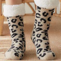 Unique Socks, Slippers, Sleep, Warm, Printed, Shopping, Products, Fashion, Moda