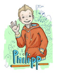 Teaching your kids about Germany - Meet Philipp!