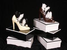 Chocolate Shoe - Zapato de Chocolate by Pastisseria Escriba.Rambla de les flors 83.Barcelona