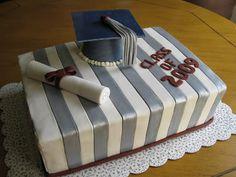 Graduation Cake Ideas for Girls | Sugar Chef: Graduation Cakes