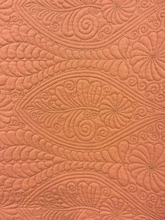 Best whole cloth hand quilting ideas ideas Machine Quilting Patterns, Longarm Quilting, Free Motion Quilting, Hand Quilting, Quilting Projects, Quilt Patterns, Quilting Ideas, Quilting Stencils, Amy Butler