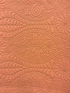 Andrea Stracke's award winning quilt.