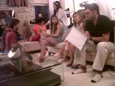Backstage #Violetta3