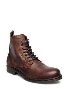 JFWSTING LEATHER BOOT FRIAR BROWN