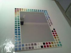 Diy And Crafts, Arts And Crafts, Mosaic Wall Art, Mosaic Crafts, Creations, House, Home Decor, Mirrors, Ideas