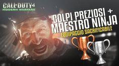 COD: Modern Warfare Remastered - Colpi preziosi / Maestro Ninja - Guida Trofei / Obiettivi
