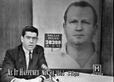 11/24/63: Dan Rather reports from Dallas on Jack Ruby, the killer of Lee Harvey Oswald.
