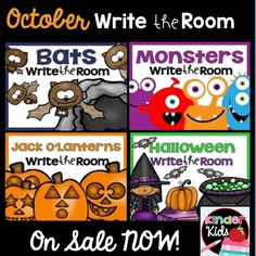 What a fun spin on learning sight words as your students will get up and get moving as they Write the Room! Plus, it is editable which will allow you to customize it for your classroom!