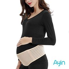 Buy AYIN Maternity Belt Brace Pregnancy Support Belly Band - Breathable Comfort Under or Over Clothing - Adjustable, Provides Hip, Pelvic, Lumbar and Lower Back Pain Relief Best Weight Loss, Weight Loss Tips, Maternity Belt, Lower Back Pain Relief, Sports Medicine, Belly Bands, Pregnancy, Clothing, Image Link