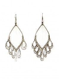 Dreamcatcher Chandelier Earrings