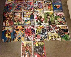 X-Men and Superman Comics - Lot of 20 - Modern Age VF/NM+