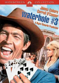 Directed by William A. Graham.  With James Coburn, Carroll O'Connor, Margaret Blye, Claude Akins. After a professional gambler kills a Confederate soldier, he finds a map pinpointing the location in the desert where stolen army gold bullion is buried and he plans to retrieve it but others are searching for it too.