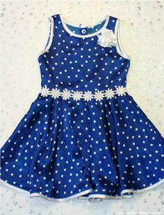 moda infantil verano 2014 vestidos