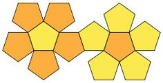 Dodecahedron flat.svg