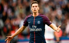 Julian Draxler's agent has denied that the Paris Saint-Germain midfielder might leave the Ligue 1 champions before the close of. German Football Players, Football S, Soccer Players, James Rodriguez, Neymar, Ronaldo, Christian Eriksen, Arsenal Transfer News, Julian Draxler