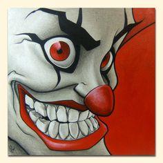 Red by Dirty Clown, via Behance