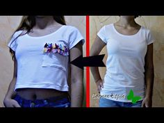 YouTube Youtube, T Shirts For Women, Crop Tops, Recycling, Diy, Ideas, Fashion, Trends, Blouses