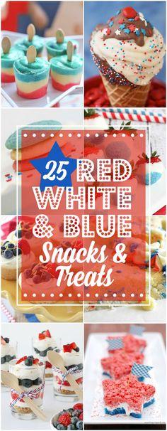 25 delicious Patriot
