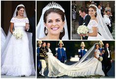 Kaunein kuninkaallinen morsian -äänestys: Prinsessa Madeleine - Princess Madeleine