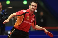 International athletes to watch - Timo Boll, Germany, table tennis