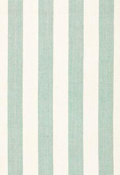 Augustin Linen Stripe in Sea Glass/Ivory (66070) http://www.fschumacher.com/search/ProductDetail.aspx?sku=66070