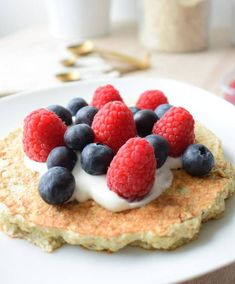 HEALTHY PANCAKES... - Healthy Clemsy