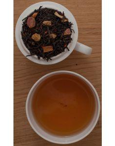 Rabarber og Fløde te