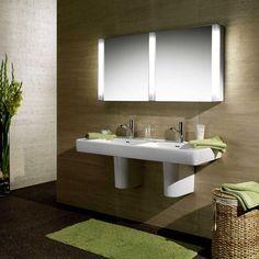 Schneider Pepline Mirror Cabinet : UK Bathrooms