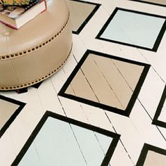 1000 Images About Decorative Painted Wood Floors On