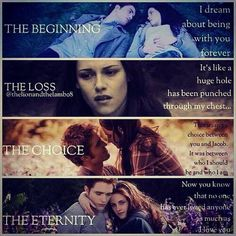 Twilight Saga - Twilight - New Moon - Eclipse - Breaking Dawn - Bella & Edward - True Love - Michaela Jacob - Twilight Saga Quotes, Twilight Saga Series, Twilight Edward, Twilight Cast, Twilight New Moon, Twilight Series, Twilight Movie, Twilight 2008, Twilight Breaking Dawn