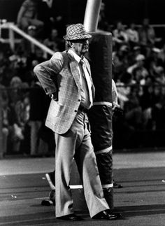 """The one and only Paul W. """"Bear"""" Bryant"""