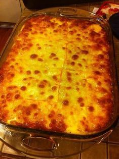 """Patti Labelle's """"Over The Rainbow"""" Macaroni And Cheese Made this for New Years 2016. I didn't use the velveeta and tried to make it work with a bit of cream cheese instead and more of the other cheeses. Wasn't amazing. Probably don't make again."""