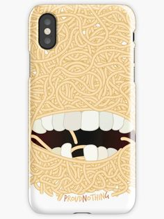 'Happy Noodle Disc (Ready For Salt)' iPhone Case by proudnothing Cool Iphone Cases, Iphone Case Covers, Noodle, Salt, Gift Ideas, Cool Stuff, Mini, Happy, Prints