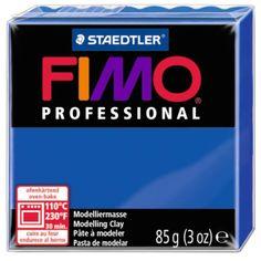 Fimo Professional BLEU ULTRAMARINE N°32 - 85g - Place des loisirs