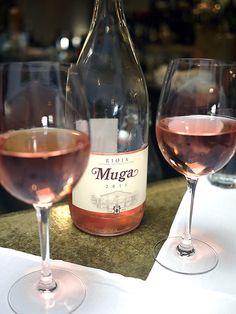 Bodegas Muga Rose wine from Rioja, Spain    CaliCoastWineCountry.com