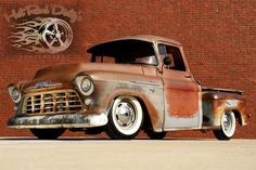 1245 Best 55 56 57 Chevy And Gmc Pickups Images In 2019 Antique