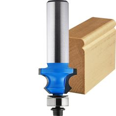 Shutter Bead Router Bit - Rockler Woodworking Tools