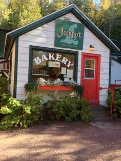 The famous Jampot, near Copper Harbor. Featured on the Food Network and run by Monks. Michigan Travel, Michigan Usa, Copper Harbor Michigan, The Places Youll Go, Places To Go, Vacation Places, Vacations, Upper Peninsula, Mackinac Island