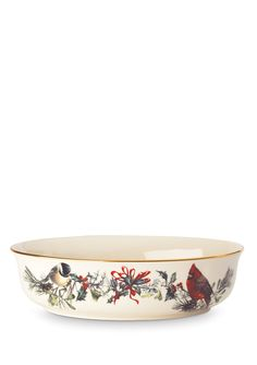 32 best lenox winter greetings images on pinterest christmas china lenox winter greetings open vegetable bowl m4hsunfo