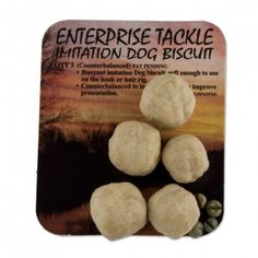 Imitation Dog Biscuit made in Bedfordshire and supplied by Ringwood Tackle in Hampshire