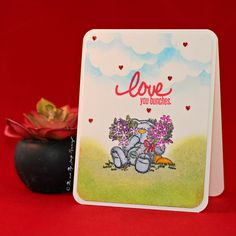 Post#172 - Me And My Daily Papercraft Blog - Handmade card by PriCreated