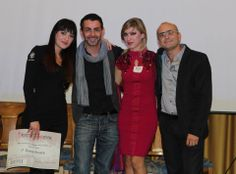 Makeup Contest Aegyptia Milano Makeup - Fashion Talents 31-03-14 con Nicotra Formazione
