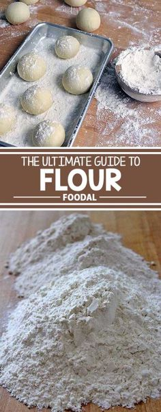 So many different kinds of flour are available, and it can be confusing to know which one to choose. Foodal's Guide to Flour will help you sift through all of your options, and determine which types will add the best flavor and texture to your baked goods. Read more now on Foodal, and get baking today.
