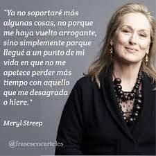 Frases De Meryl Streep En Español Búsqueda De Google