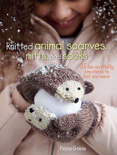 DIY Knit Hedgehog Mittens - Home Tips & Advice | mom.me