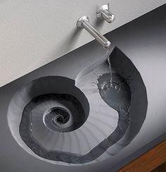 Lavandino futuristico per bagni  moderni n.12