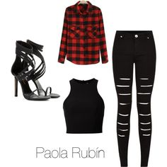 Untitled #83 by pao-xox on Polyvore featuring polyvore fashion style T By Alexander Wang Tamara Mellon